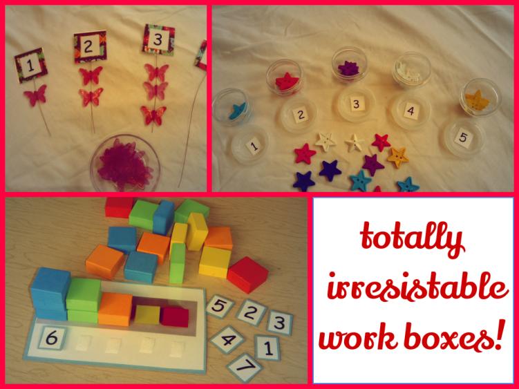 totally irr work box