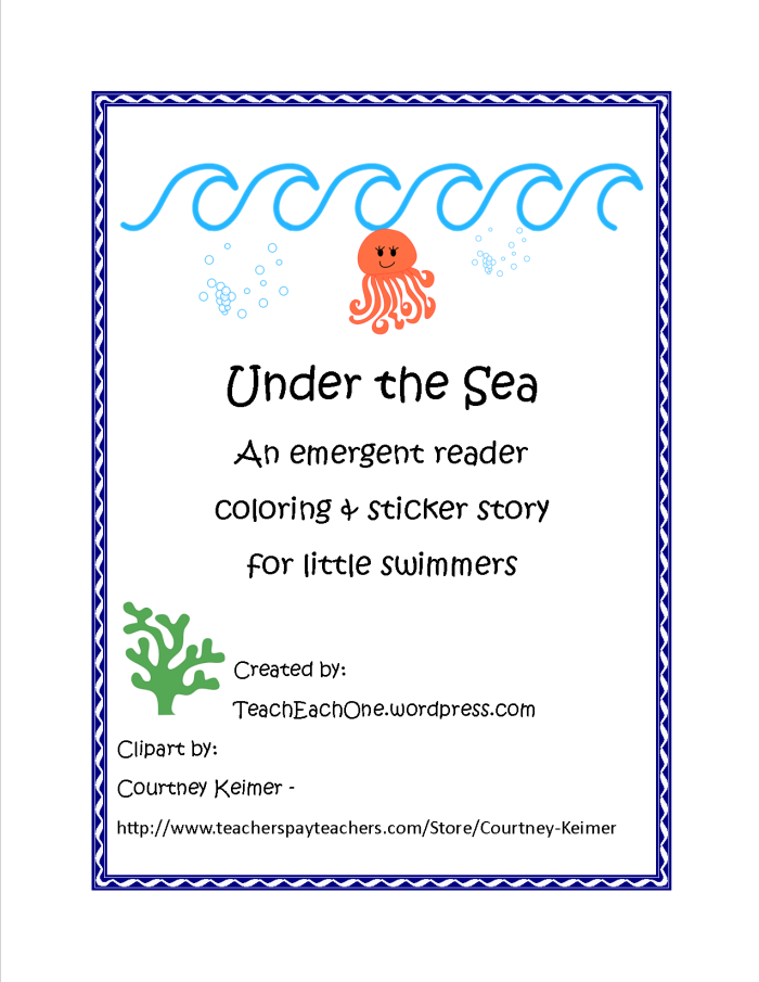 under the sea cover page revised png