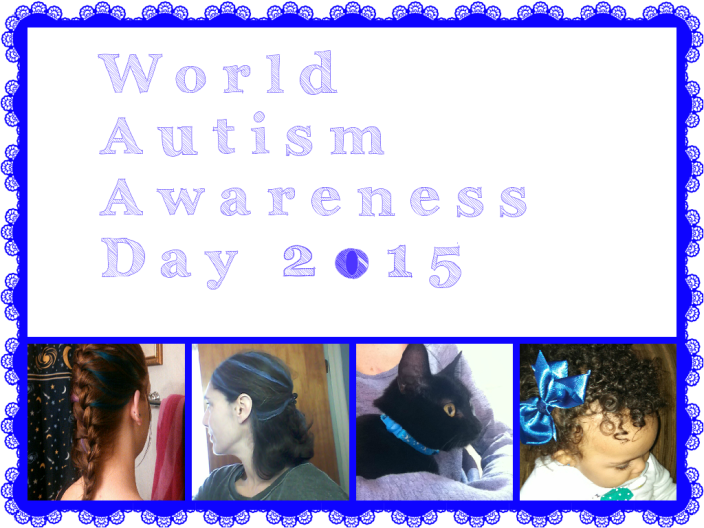autism awareness day collage